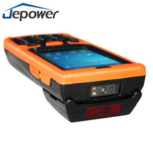 3G Bluetooth Wi-fi 1D And 2D Reader Barcode Rugged Android PDA