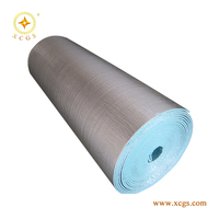 Container Liner Heat Insulation Aluminum Thermal Reflective Fabric Roof Insulation Material