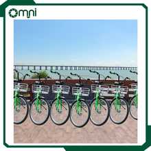 Bluetooth bike lock for 2017 popular environmental friendly transportation--sharing bicycle system