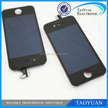 Back up Front Digitizer Glass Screen touch panel for iphone 4