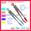 Colorful New Design Cheap Kitchenware Wholesale With Stainless Steel Connection Tongs