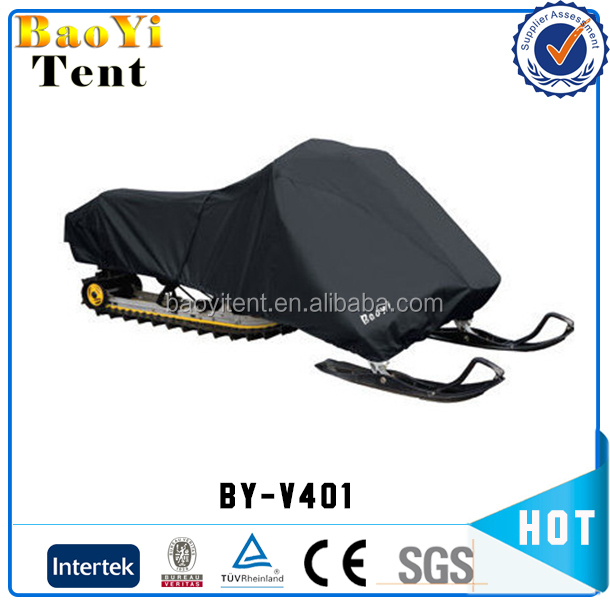 Factory direct supply good quality 300D snowmobile cover waterproof