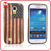 New Retro US Flag TPU Case for Samsung Galaxy S4 Mini