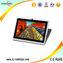 Alibaba wholesale 7inch Android OS 4.4 jelly Bean Tablet PC kidsTablet PC