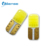 High Power LED Car Light T10 COB Silicone w5w Wedge lighting 6000k white