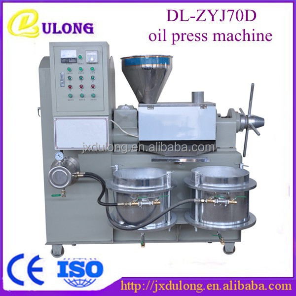 CE approved high specifications peanut cold press oil machine