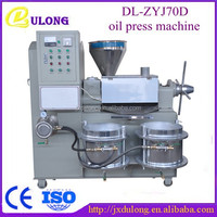 CEapproved high specifications peanut cold press oil machine