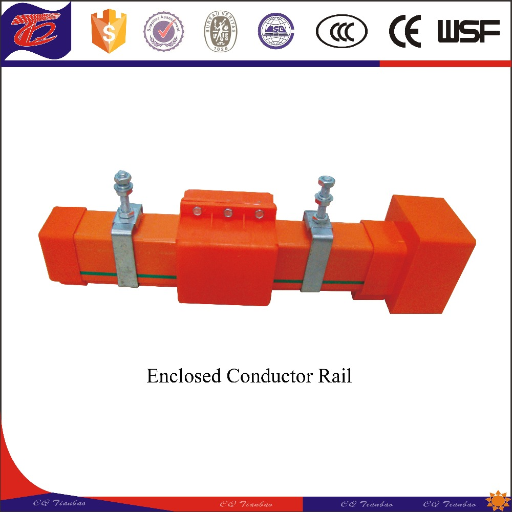 Power distribution equipment enclosed copper conductor bar system