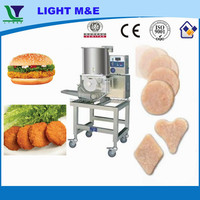 Automatic Burger Patty Forming Machine