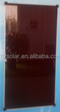 50w 100w 150w 200w top point amorphous A-SI solar panel