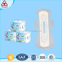 High quality OEM size super absorbent disposable panties with sanitary pad