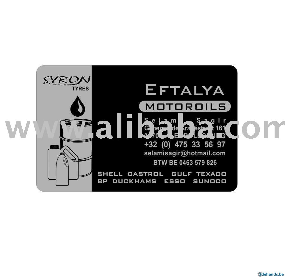 EFTALYA MOTOR OILS