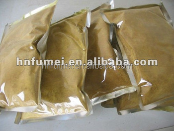 China manufactory 70% water soluble propolis powder