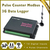 3G Mobile wireless gprs data logger supports Modbus TCP GSX8-MS-3G