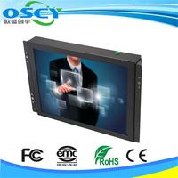 Cheap 10 inch open frame industrial lcd monitor VGA/hdmi/av/bnc/USB from China
