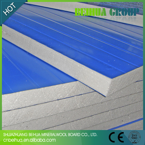 light weight polyurethane foam wall panel insulated sandwich panel price