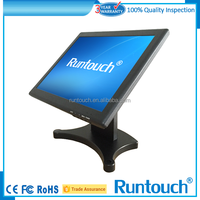 Runtouch RT-1520 New 2016 Touch Monitor USB and VGA connected separately
