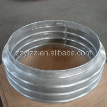 high performance electrical screw expansion joints/insulation bellows