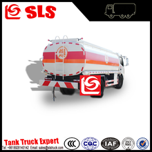 Dongfeng 3000 L oil tanker truck capacity dealer wanted