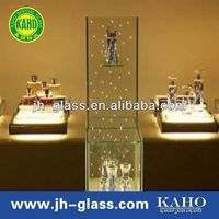 KAHO hot sale high quality glass table led up light