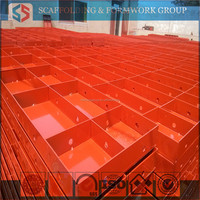 Tianjin SS Group Standard Flat Steel Formwork for Construction