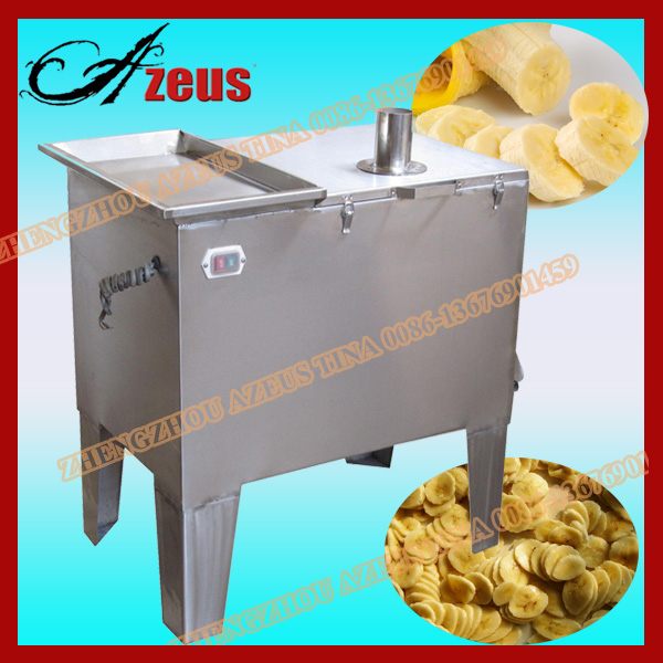 Multi-function industrial banana/cucumber slicer machine for sale