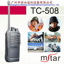 Economical HYT TC-508 portable VHF/UHF FM transceiver two way radio