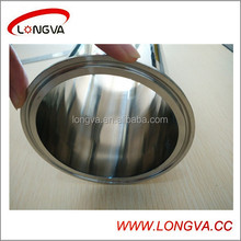 wenzhou Stainless pipe clamped spool