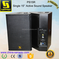 PS15R Portable Dj System Active Pa Speaker