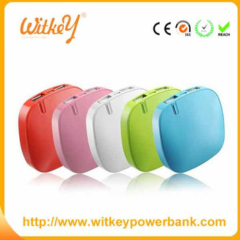 2015 new coming powerbank 4000mah power bank