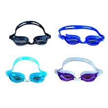 Chinese factory wholesale high quality excellent performance silicone anti-fog swimming goggles for glasses 2016