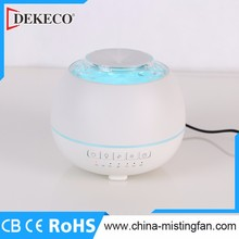 lotus UItransoic Aroma Diffuser, Oil Diffuser with bluetooth speaker