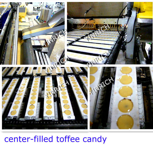GDT300-3 toffee, lollipop and Hard candy depositing Line