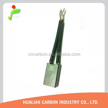 copper-containing Carbon Brush manufacturer J203 copper carbon brush