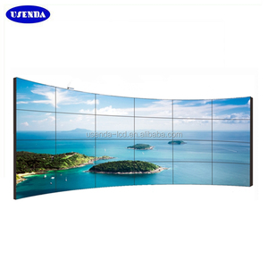 UD 55inch 3x3 video wall mount screen lcd videowall display system