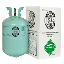13.6kg/30lbs disposable cylinder r134a refrigerant price for sale