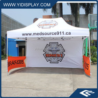 Wedding party waterproof tent canopy fabric