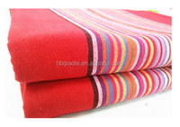 100% cotton fabric for bedding, sofa set