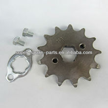 Hot selling China motorcycle sprocket size 428 20mm