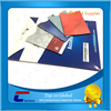 OEM logo rfid blocking credit card sleeve(Credit card and Passport)