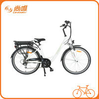 36V rear motor Aluminium frame easy rider road electric bike