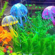 decorative jellyfish fish tank decorations