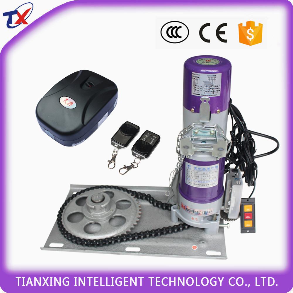 Ac single phase electric roller shutter motor 500kg buy for Roller shutter motor price