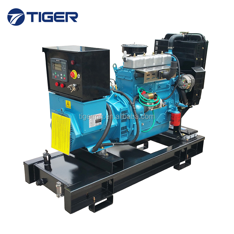 CE approved hot sale weifang ricardo 10kw 12kva diesel generator for sale