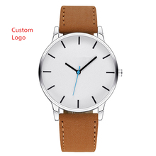 Stainless Steel Back Watch Made in China Guangzhou Factory OEM Men Watches Custom Logo Classic Men Watches