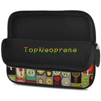 Promotional tablet 7 8 9 10 inch neoprene case cover pouch sleeve for tablet pc mini laptop ebbok