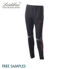 New casual men fitness workout jogging track pants for running sports