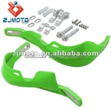 ZJMOTO High Quality Plastic 7/8'' Handlebar ATV Dirt Bike motorcycle hand guard Handguard With Six Colors Available
