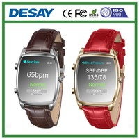 Desay Perfect Luxury Blood Pressure Monitor Smart Health Watch with Heart Rate DSMH-ONE