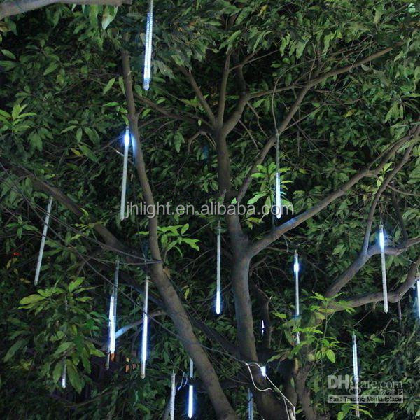 30 LED lights 60cm Meteor rain light,Christmas ornament light,Fairy Wedding Flash LED Colored lights